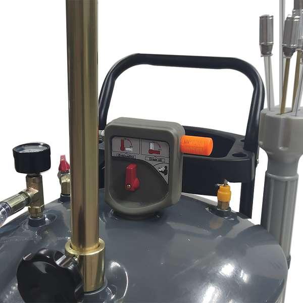 Установка для слива масла с щупами ОДА Сервис ODA-2085 купить в Москва